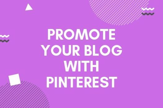 Promote Your Blog With Pinterest in keyna