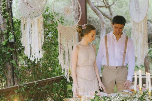 ShootingWeddingLoveingreen359 - Inspiración en rosa para tu boda