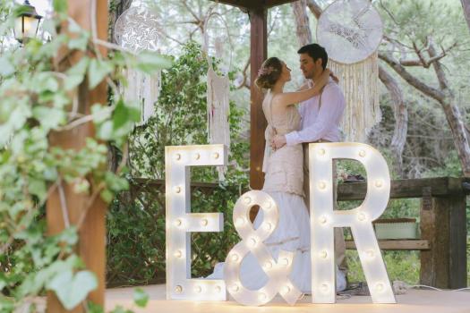 ShootingWeddingLoveingreen395 - Inspiración en rosa para tu boda
