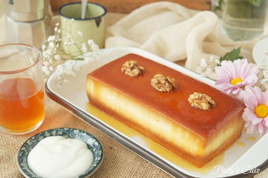 Pan de calatrava con nueces y yogurt, desde Murcia para todo el mundo
