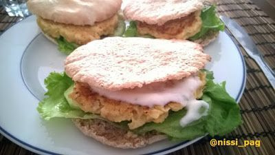 Sándwich con aroma hindú