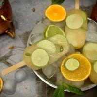 Polos Satsuma Mule: La Receta Mágica para acabar con el Calor y Sorprender a tus invitados