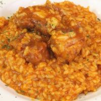 Arroz con costillas en Thermomix