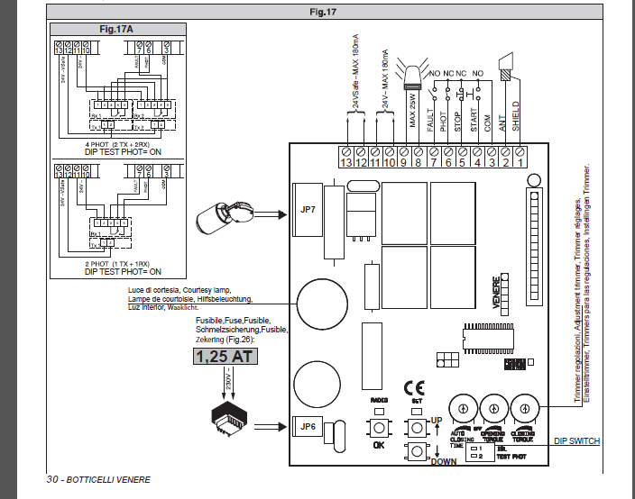 schema moteur smart