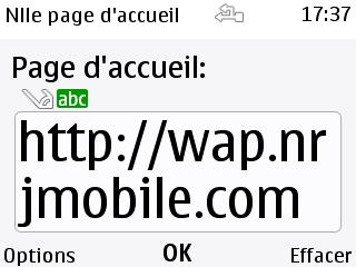 Comment configurer manuellement internet sur mon mobile