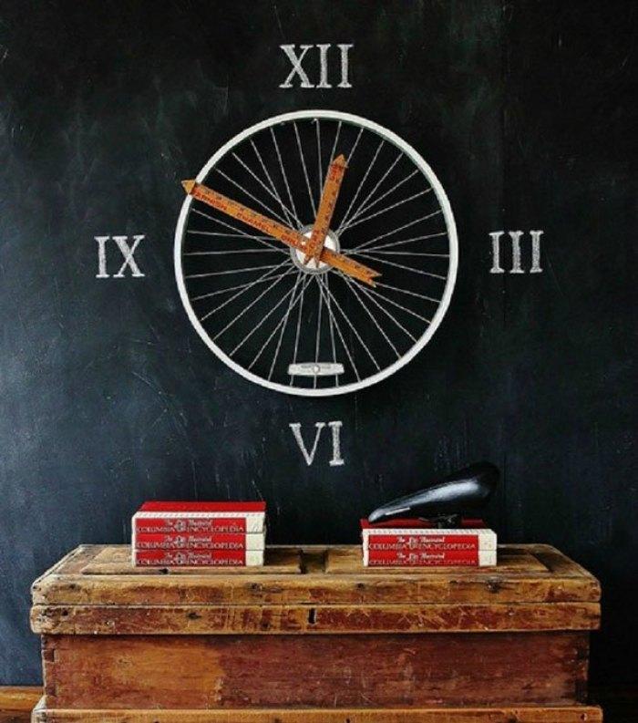Manfaatkan roda sepeda