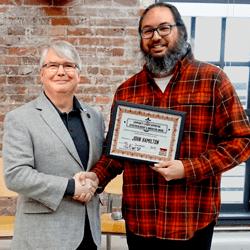 John Hamilton - FUSE Community Leader 2019