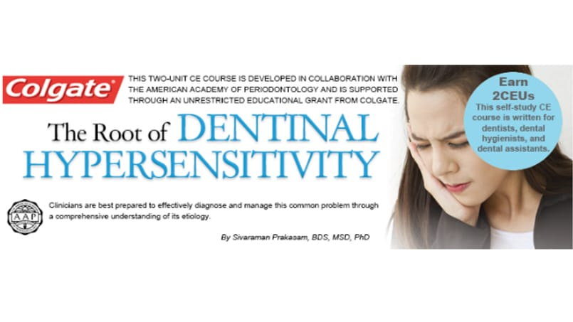 The Root Of Dentinal Hypersensitivity Dimensions Of Dental