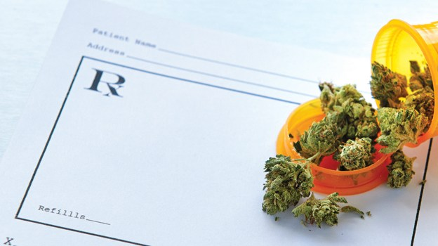 The Therapeutic Potential of Medical Marijuana course image