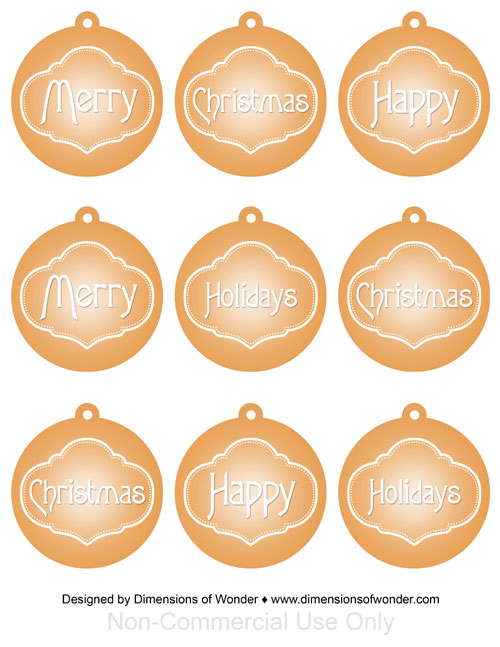 Printable-Christmas-Ornaments-Free-Gold