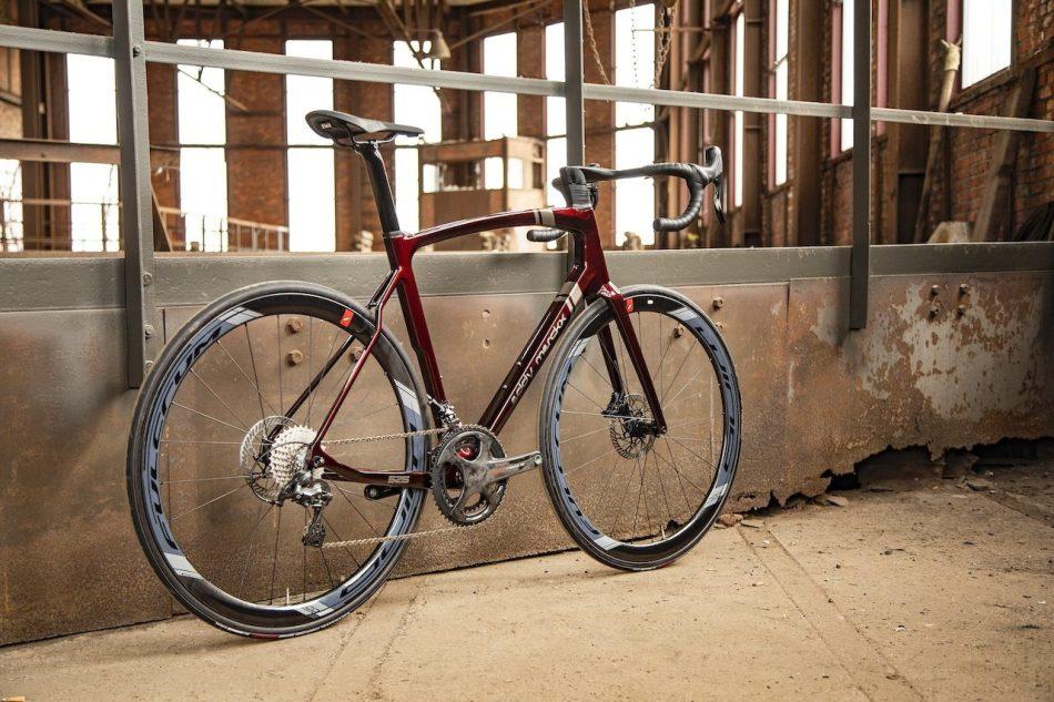 Eddy Merckx 525 Burgundi