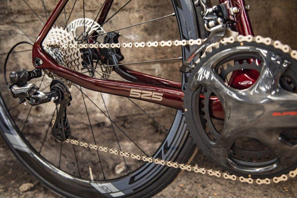 Bases de l'Eddy Merckx 525