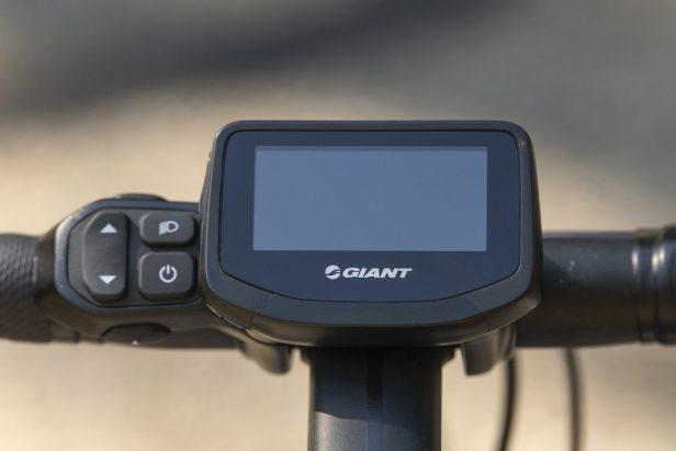 Console du Giant Road E+ Pro