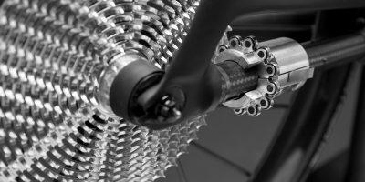 Arbre de transmission et pignons du système Drive de CeramicSpeed