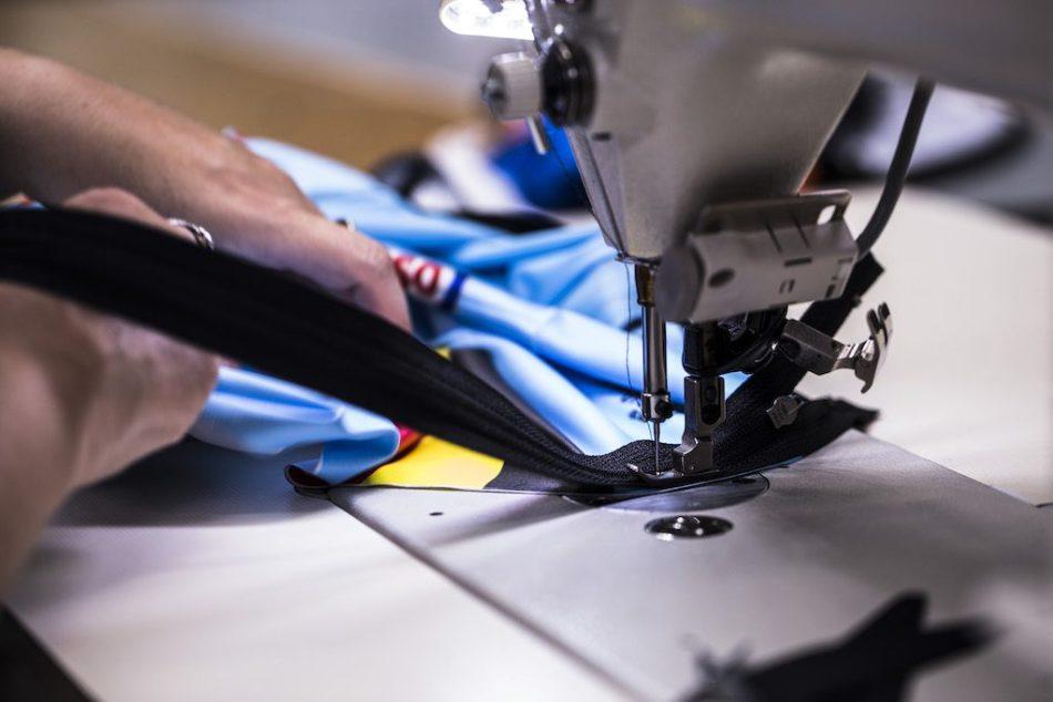 Fabrication vêtements Bioracer