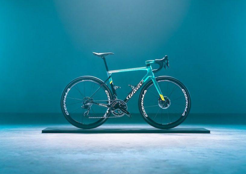 vélo Wilier Triestina Astana Pro Team