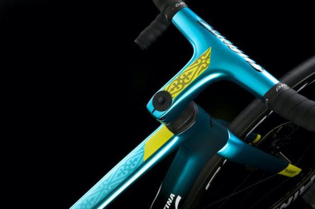 Guidon Wilier Triestina Astana Pro Team Vélos Équipes Pros 2020