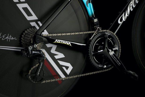 transmission Wilier Triestina Astana Pro Team Vélos Équipes Pros 2020