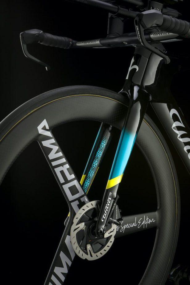 Roues Corima Vélos Équipes Pros 2020
