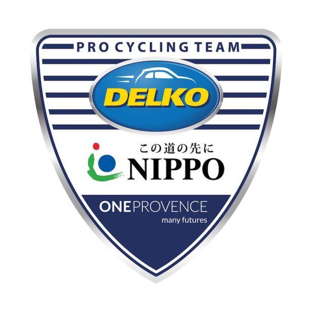 Logo du Team Nippo Delko One Provence Vélos Équipes Pros 2020