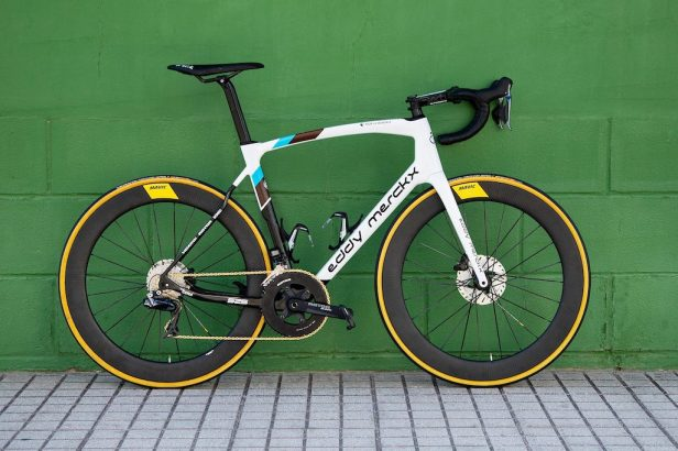 Vélo Eddy Merckx 525 Vélos Équipes Pros 2020