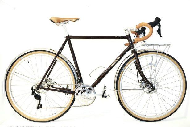 Vélo Méral Francis