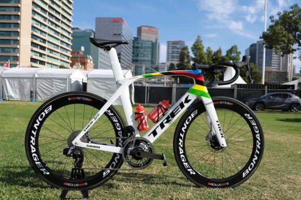 Madone Mads Pedersen Trek Segafredo Vélos Équipes Pros 2020