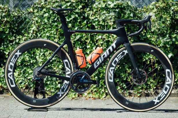 CCC-Team Giant Propel Advanced SL Vélos Équipes Pros 2020
