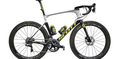 Foil Mitchelton Scott