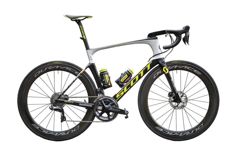 Foil Mitchelton Scott Vélos Équipes Pros 2020