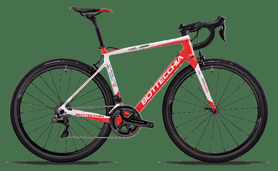 Vélo Bottecchia Androni Gioccatoli Sidermec