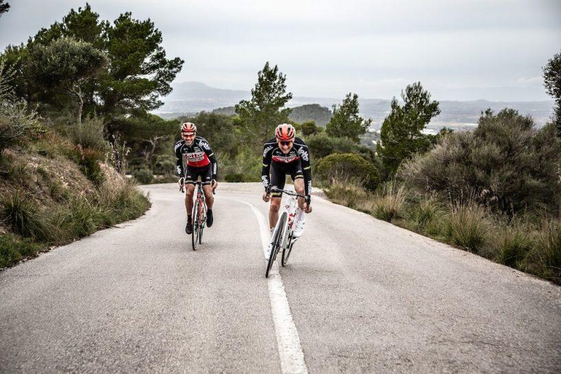 Tim Wellens et Philippe Gilbert