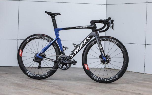 S-Works Deceuninck-Quick-Step Vélos Équipes Pros 2020