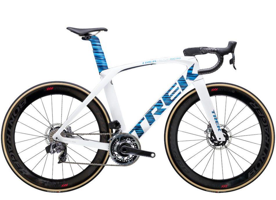 Madone Trek Segafredo Vélos Équipes Pros 2020