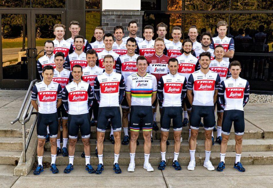 Équipe Trek-Segafredo Homme Vélos Équipes Pros 2020