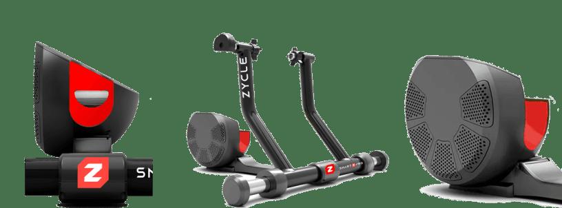 Home-trainers Connectés Zycle Smart Zpro