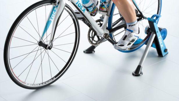 Home-trainer entraînement Cyclisme et coronavirus Covid_19