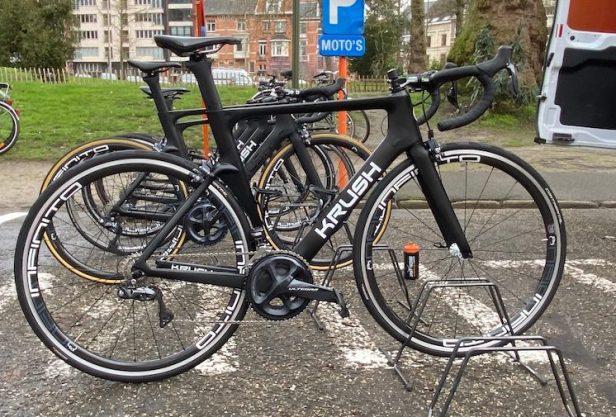 Omloop Het Nieuwsblad 2020 Biehler Krush Pro Cycling