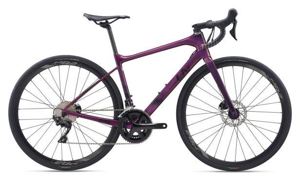 Liv Avail Advanced 2 vélo pour femme sportif