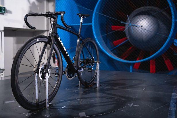 Test Soufflerie Giant TCR 2021 Advanced SL