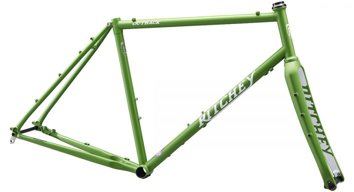Cadre Ritchey Outback V2 2020