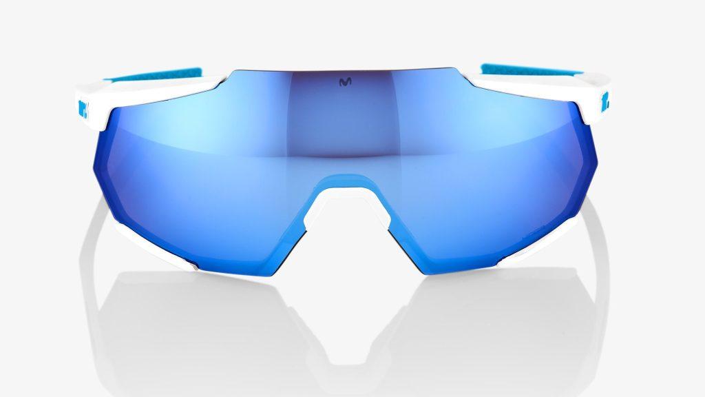 lunettes 100% Movistar Racetrap