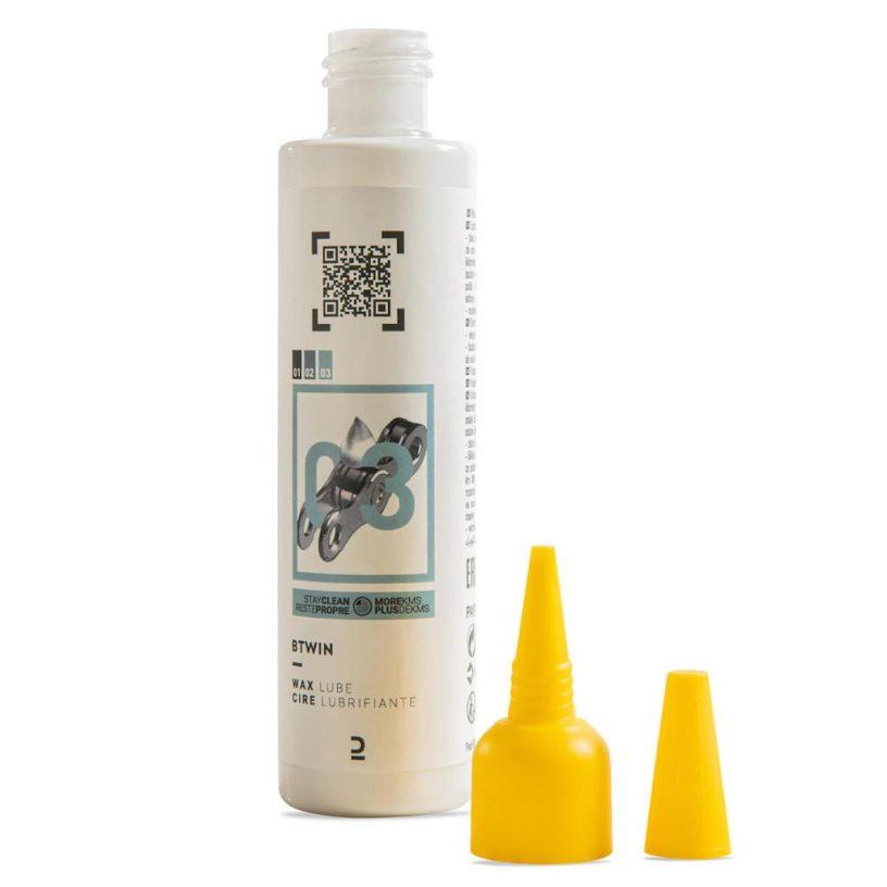 Decathlon lubrifiant Cire Wax