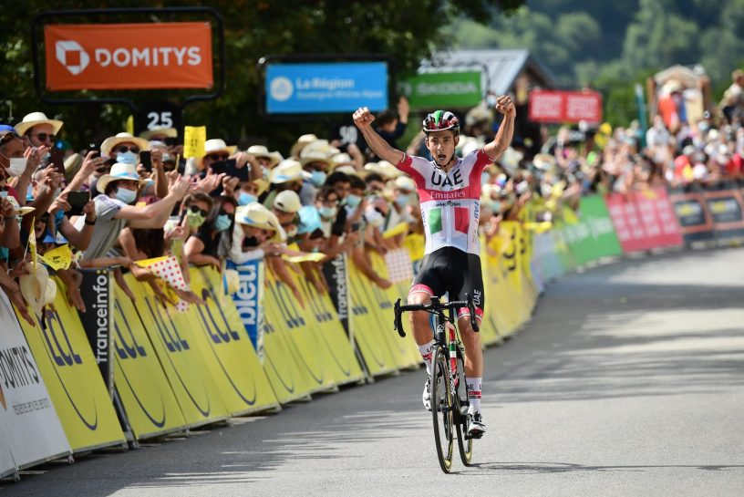 Troisième étape du Dauphiné 2020 Davide Formolo