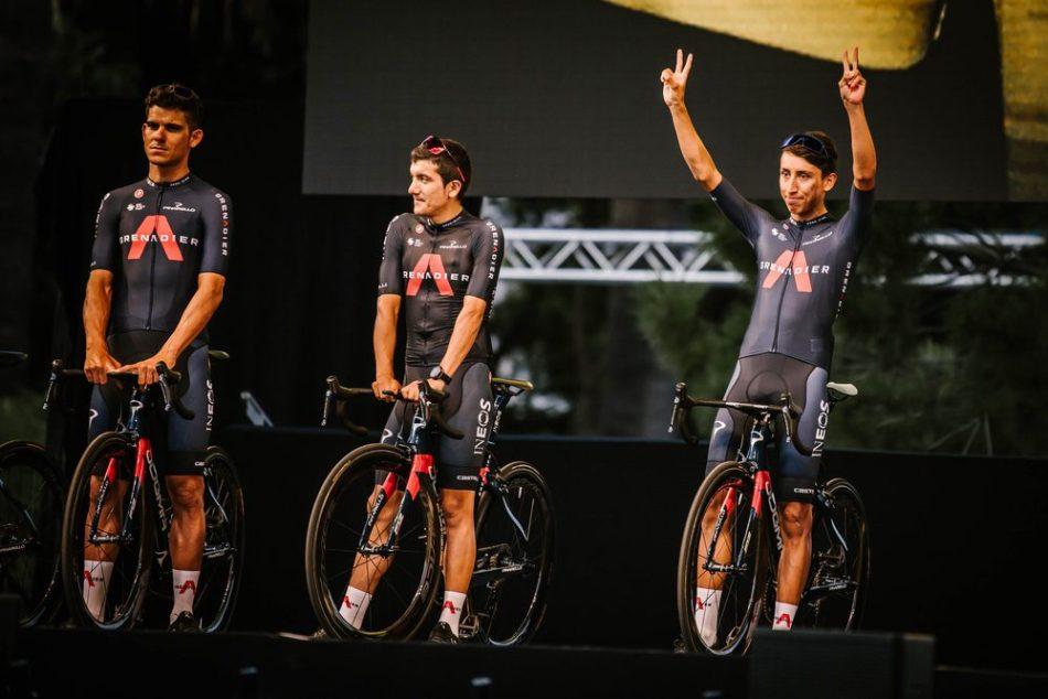 2020 Pinarello Ineos Grenadier Tour de France