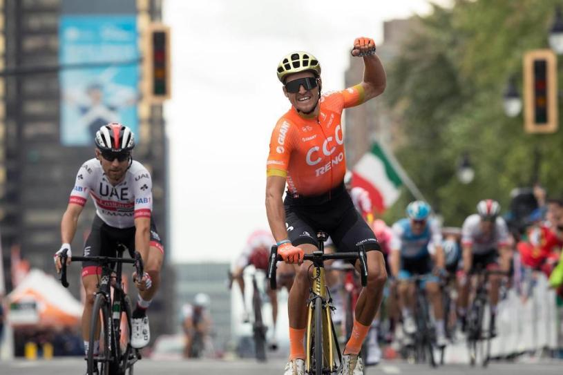 Greg Van Avermaet Giant TCR CCC-Team