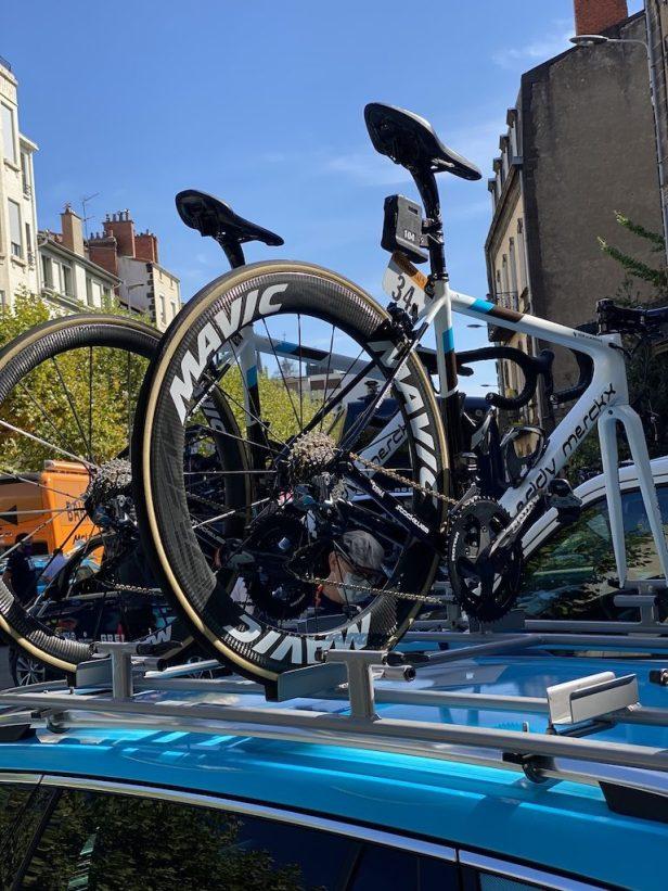 2020 Tour Matériel Ag2R La Mondiale