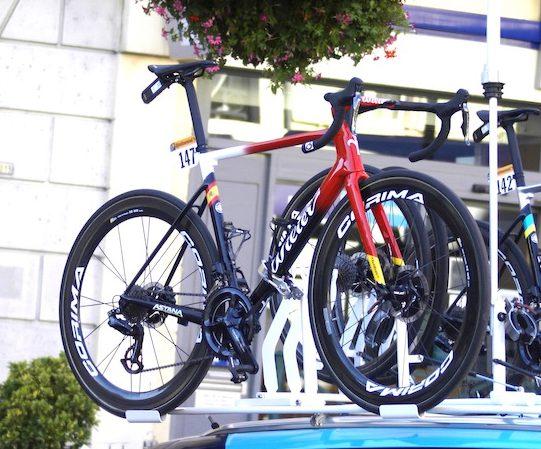 2020 Tour de France Matériel Astana