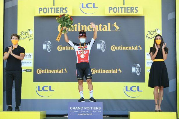 Caleb Ewan Poitiers Tour 2020