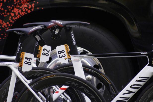 2020 Tour de France Matériel Arkea-Samsic